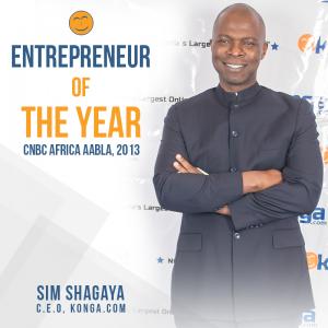 CEO of Konga.com