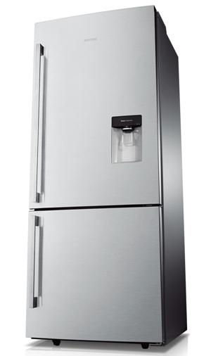 samsung unveils digital inverter compressor refrigerator techcity. Black Bedroom Furniture Sets. Home Design Ideas