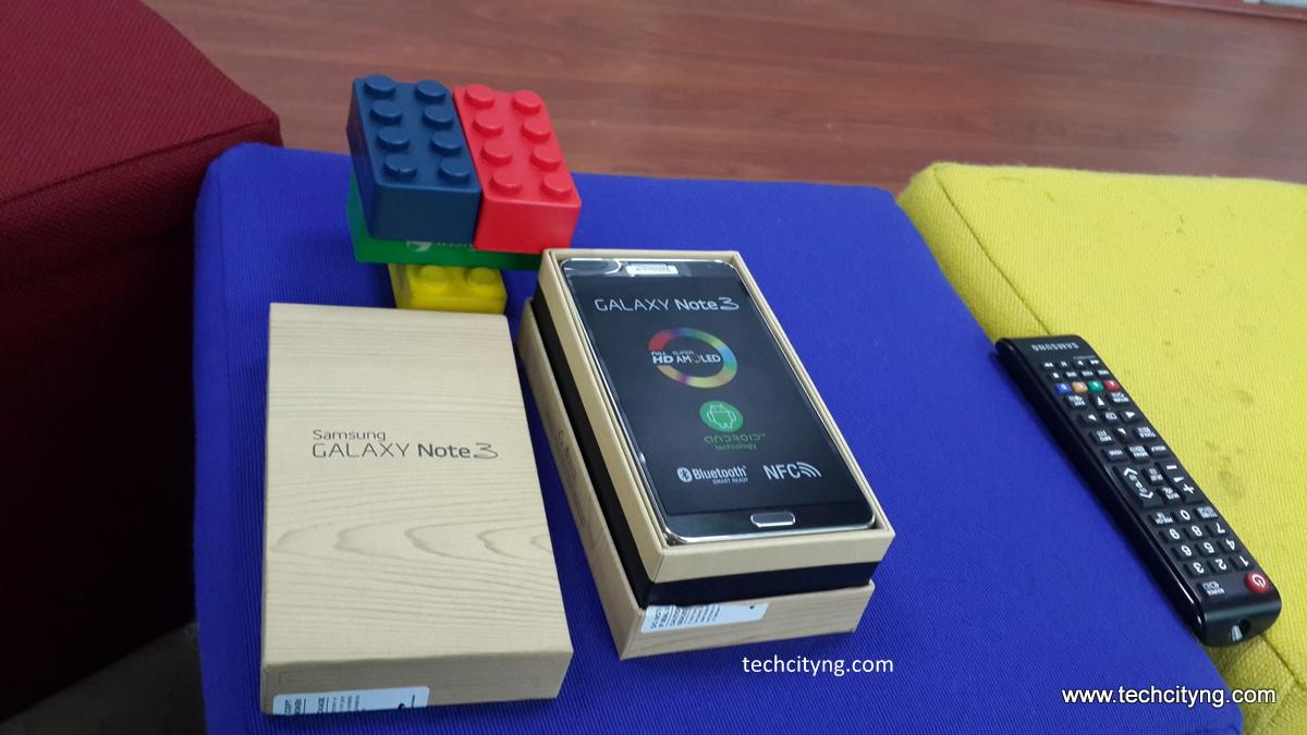Samsung Galaxy Note 3, 5 million