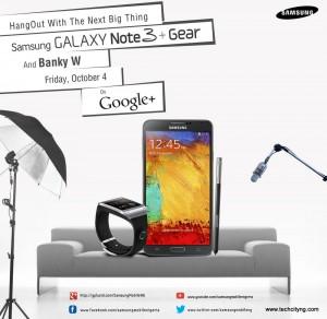 Samsung Hangout