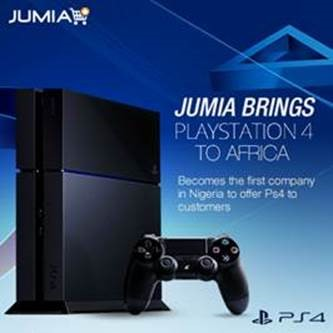 PlayStation 4, Jumia