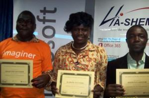 Media, Microsoft Nigeria, Training