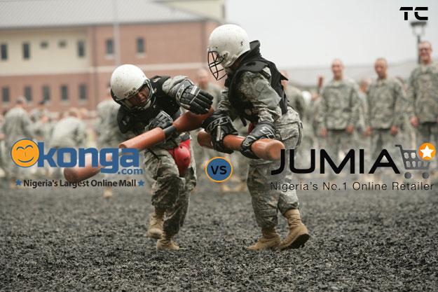 konga, Jumia, rocket internet