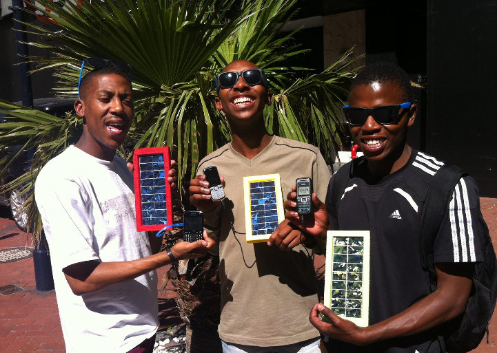 World Panel Zambia Launches a Powerful Solar Charger