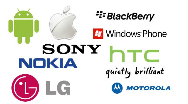 Top Five Mobile Brands in Nigeria 2014