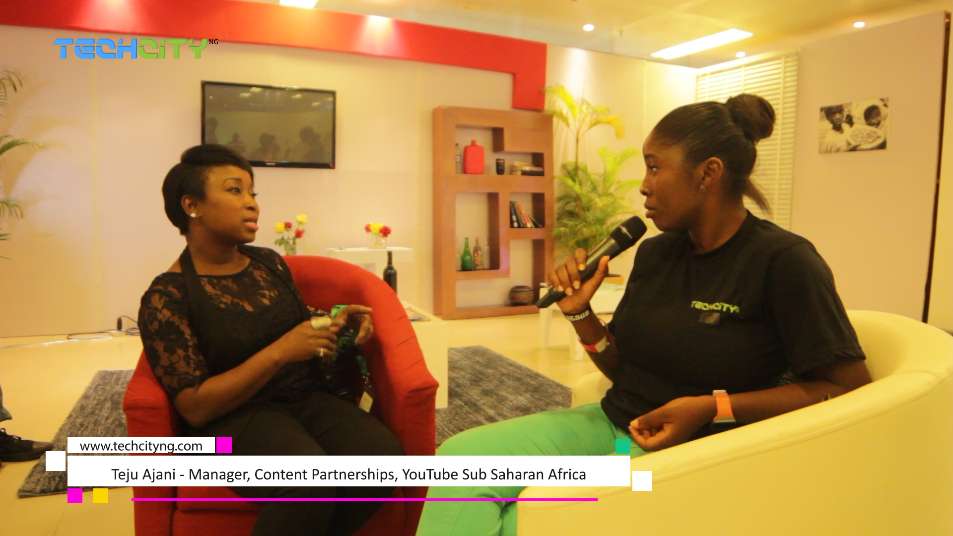 Highlights of Google House Event Held in Nigeria
