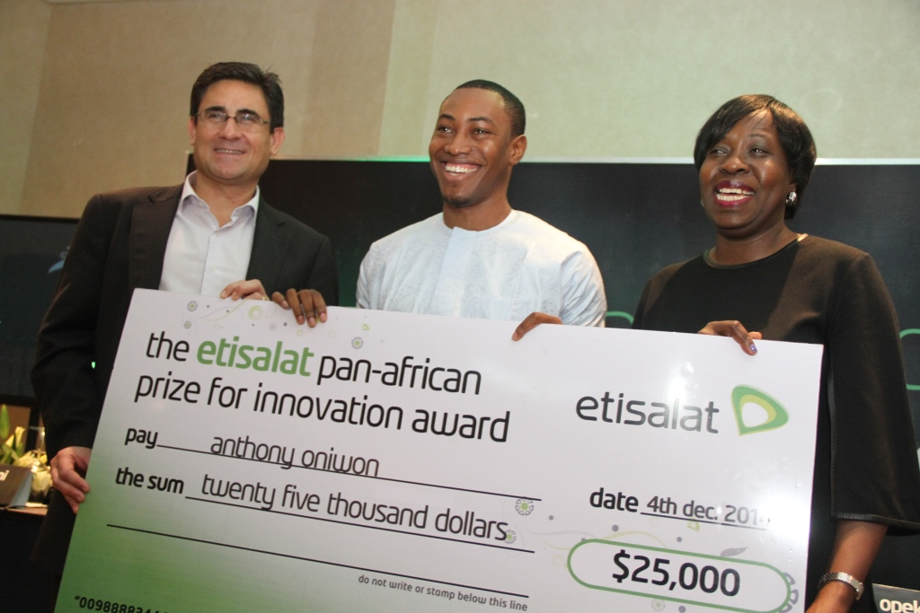 Pan-African Prize for Innovation