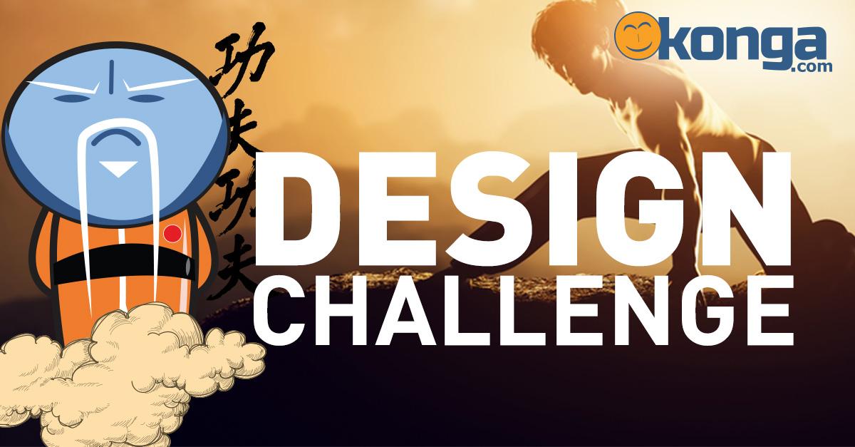 Enter The Konga Graphic Design Challenge 2015