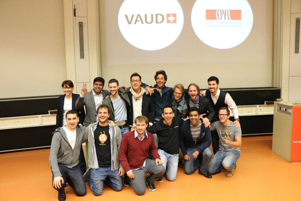 The 10 Semi-Finalists before their final pitch