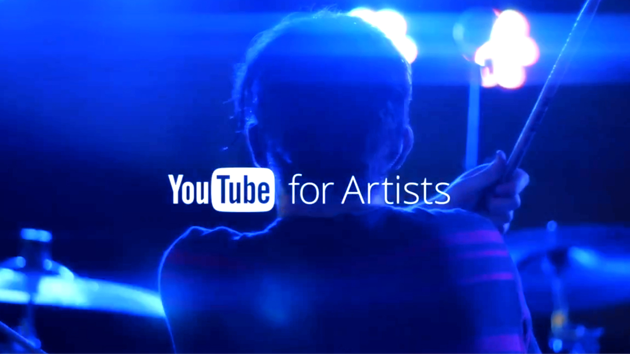 Youtube launches Youtube for Artists