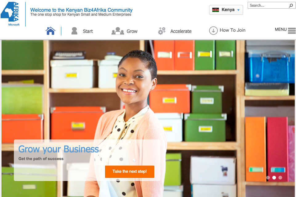 Biz4Afrika Kenya Online Hub Launches to Promote SMEs and boost Intra-African Trade