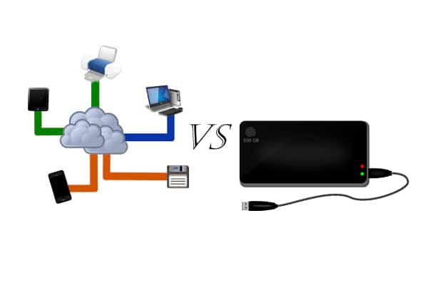 Which is Better – Cloud Storage or Hard Disk Storage