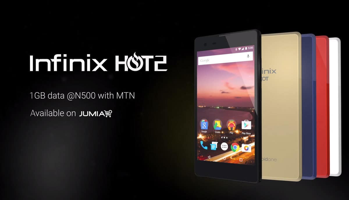 Infinix Hot Note Reviews
