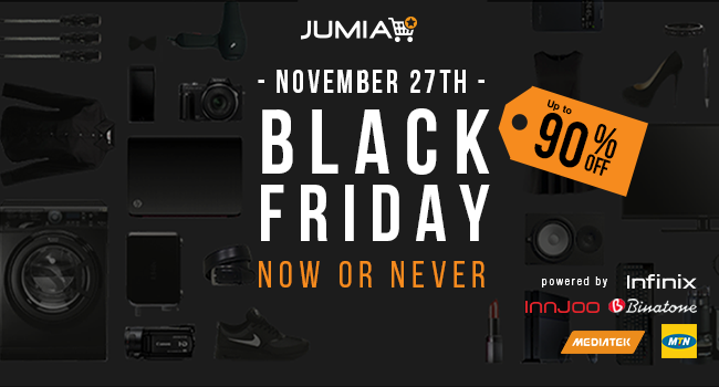 PS4 will be available at 40% discount on Jumia Black Friday