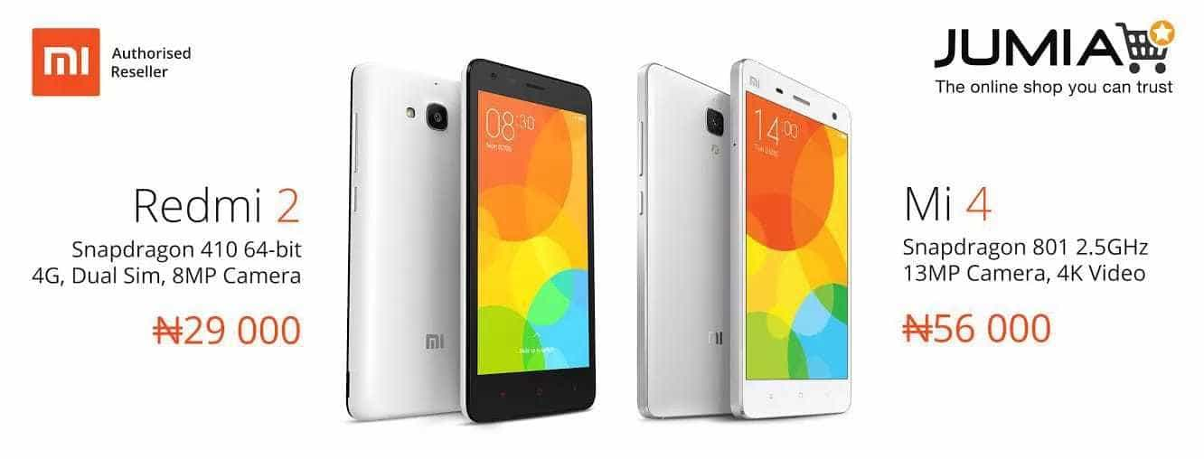 MIA Group partners Jumia in Xiaomi smartphone launch