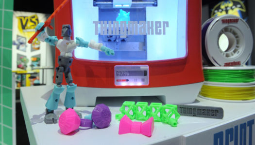 Recapture your childlike creativity with a Mattel 3D toy printer