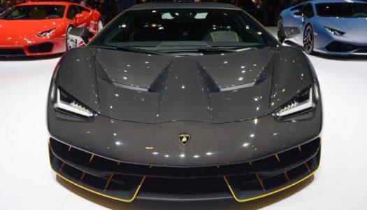 Lamborghini Centenario blows our minds with 770 horsepower