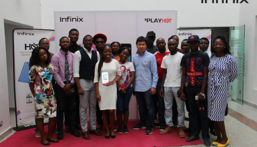 You can now buy the Infinix HOT 3