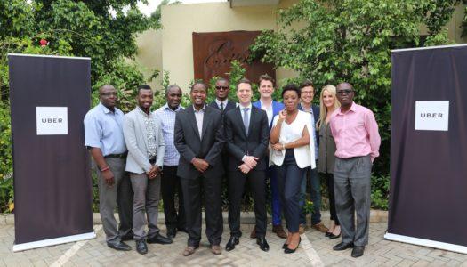 UBER arrives in Accra, Ghana