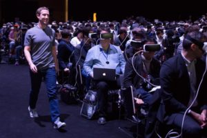 vritual reality mark zuckerberg