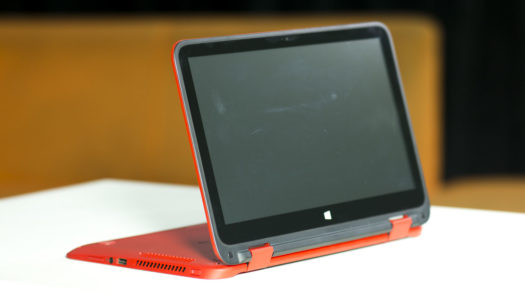 HP Pavilion x360 – a convertible laptop with a difference