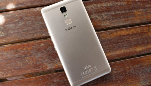 Infinix Note 3 launches in Kenya, soon to reach Nigeria