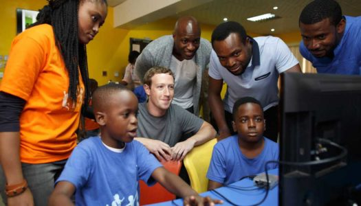Lucky You! 5 Startups/People Mark Zuckerberg Actually Spoke to in Lagos