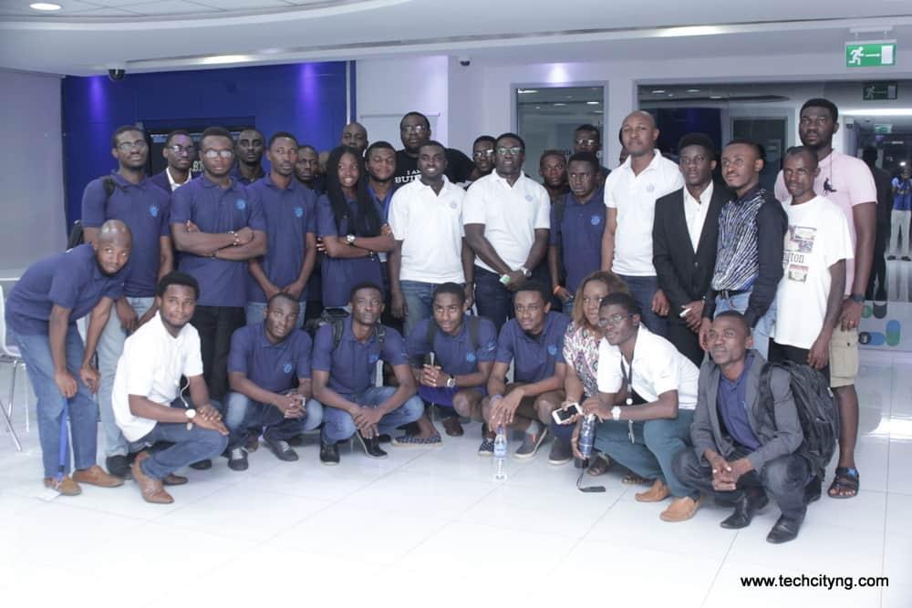 IBM, CogniHack Lagos 2016