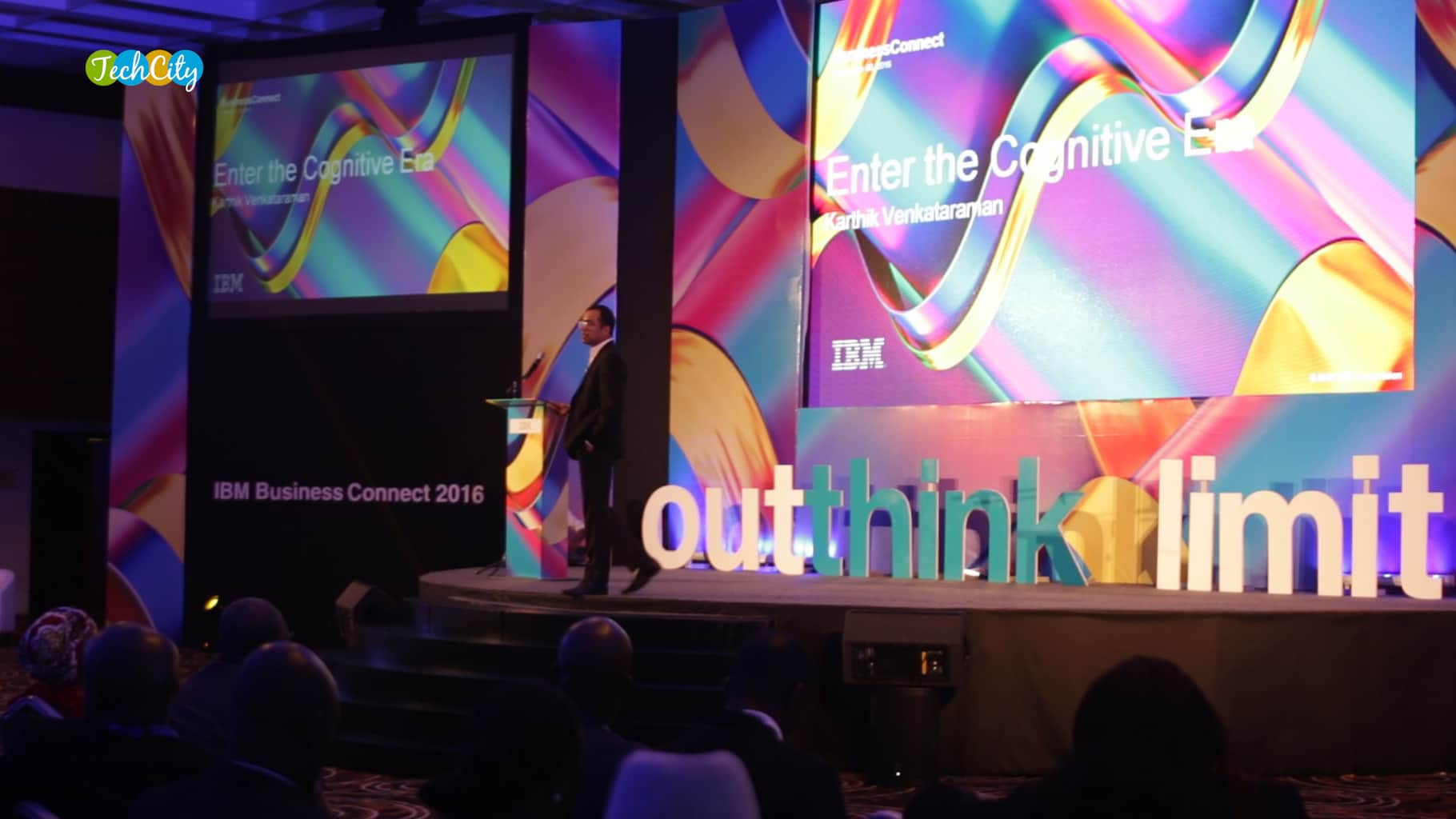 Karthik Venkataraman, Cognitive Thinking, IBM