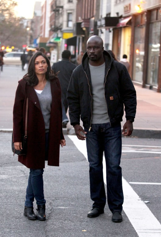 Don't get your hopes too high for a Black vs White brawl on Luke Cage