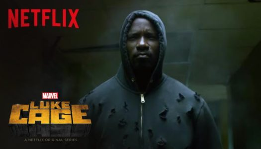 All About Netflix and Marvel's New Superhero Luke Cage… Black Man. Bullet proof Body and a Hoodie!