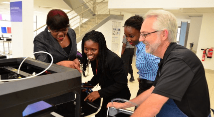 GE's Lagos Garage Programme Encourages Entrepreneurs To Think Big And Innovate