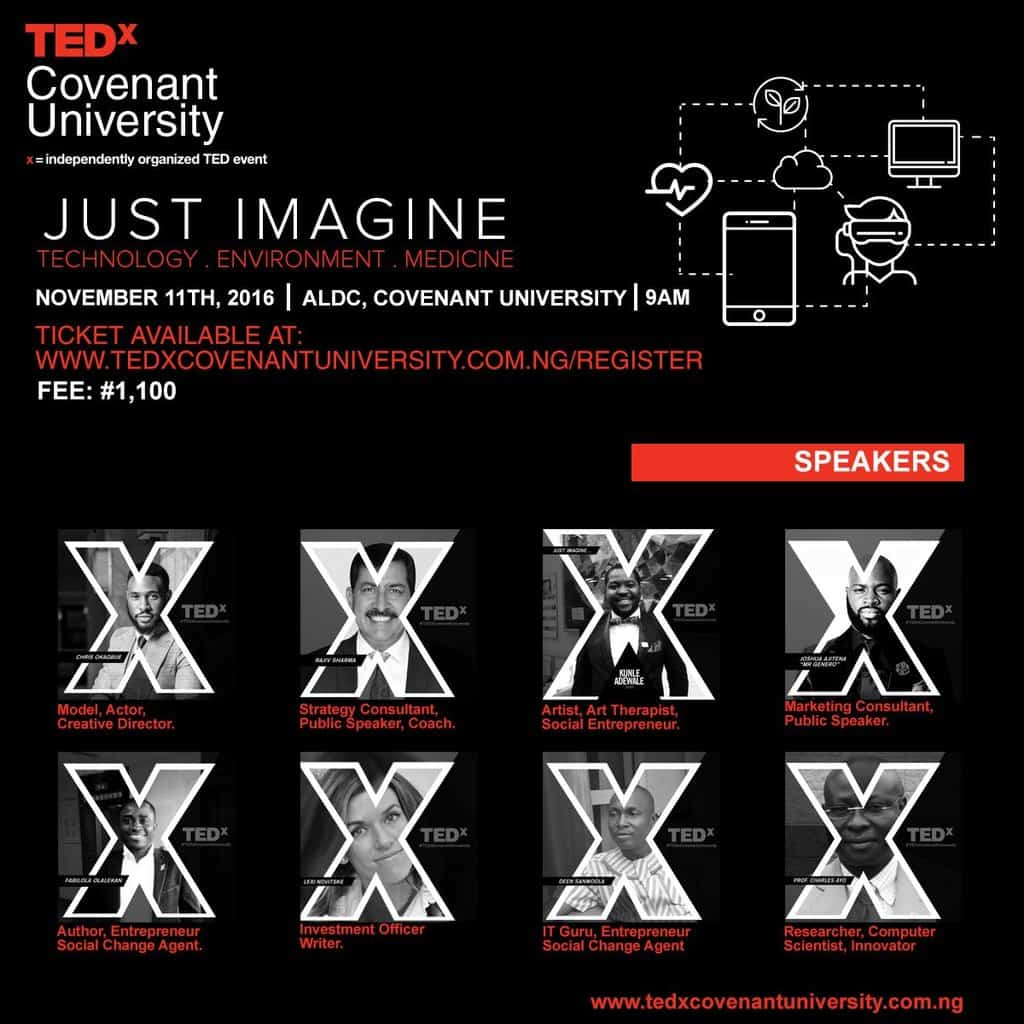 So, TEDx Covenant University happened…