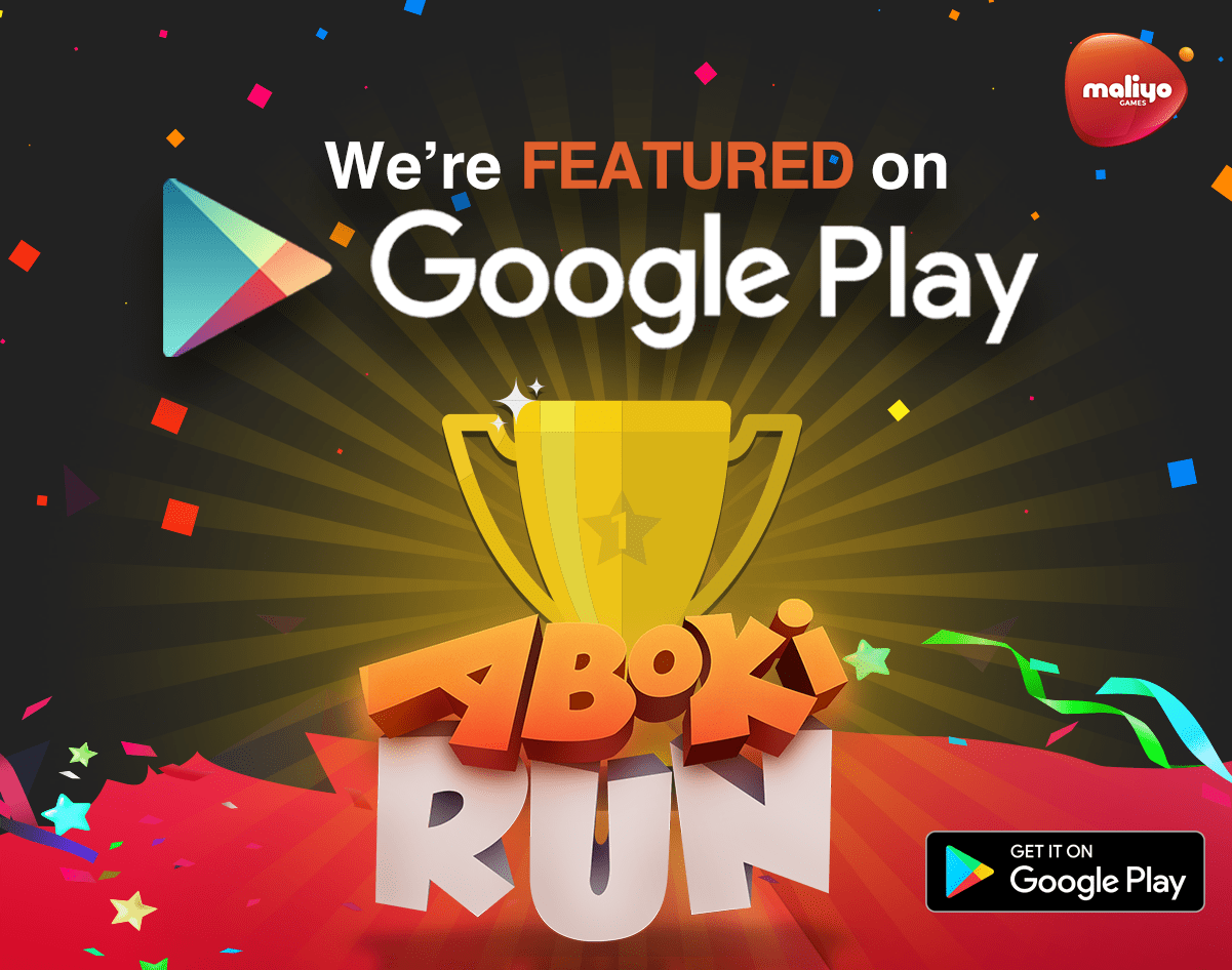 Nigerian game Aboki Run gets featured on Google Play Store