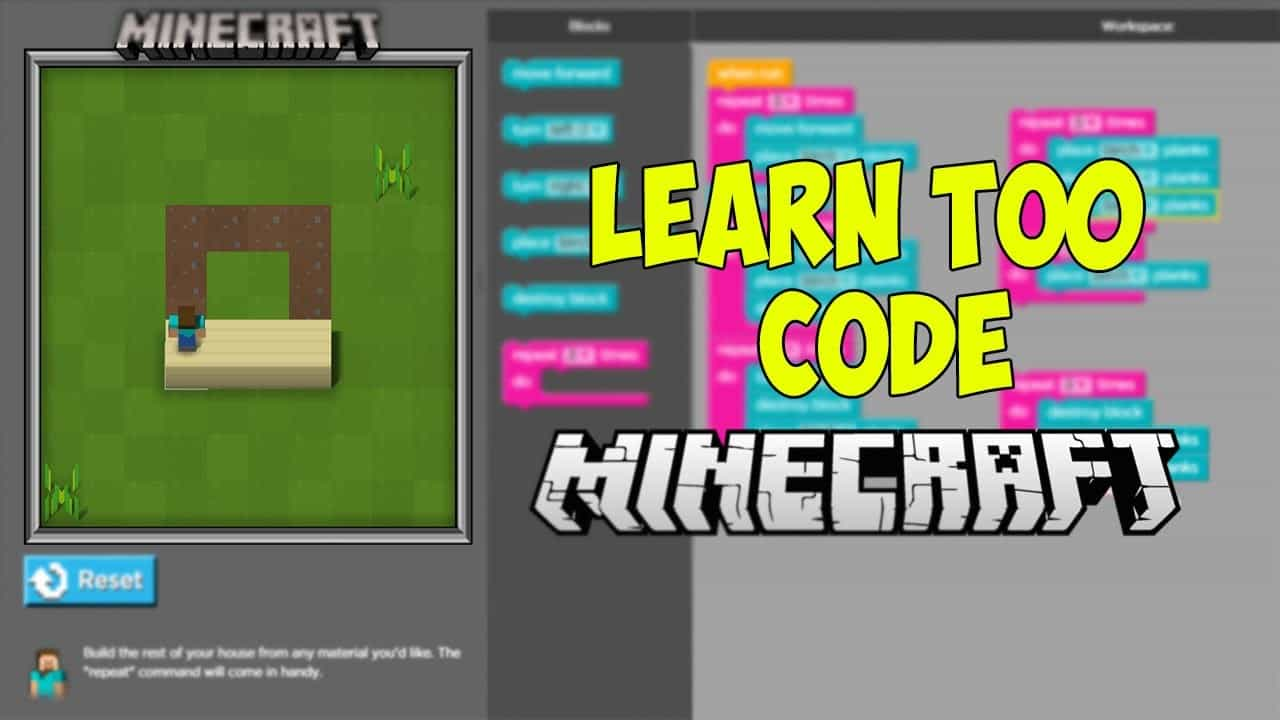 Microsoft and Code.org announce free Minecraft Hour of Code tutorial for Computer Science Education Week