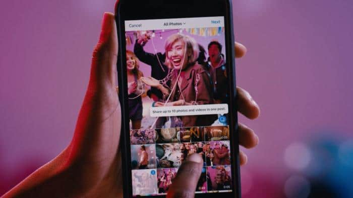 Instagram will now let you post a batch of photos, videos at once