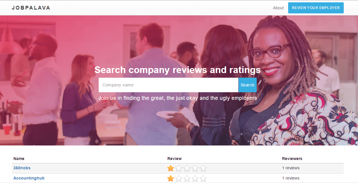 Stutern launches JobPalava, a Nigerian Glassdoor but several concerns are being raised