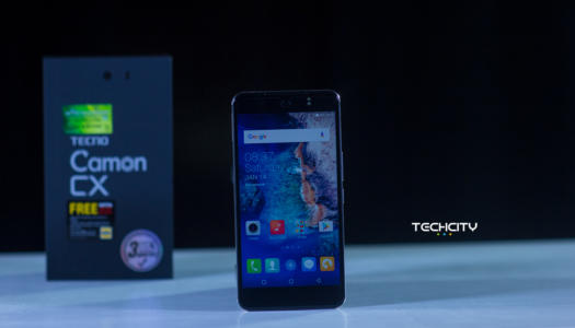 TECNO Camon CX unboxing and first impression
