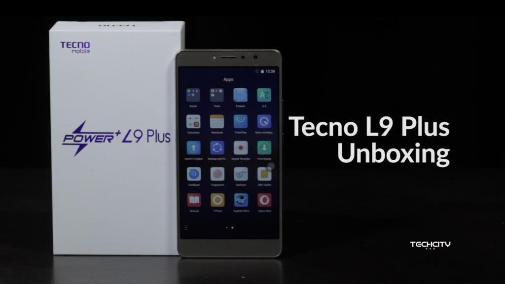 TECNO L9 Plus