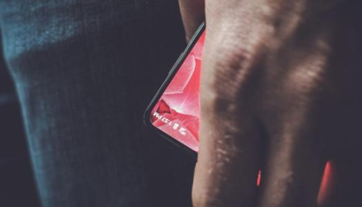 Andy Rubin just teased his company's first smartphone