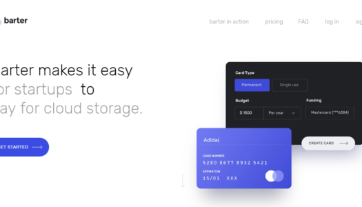 Meet Barter Cards – US Virtual MasterCard that allows online payments in your existing currency