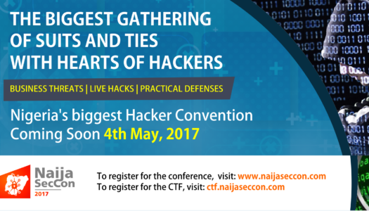 Nigeria's Biggest Hacker Convention coming soon