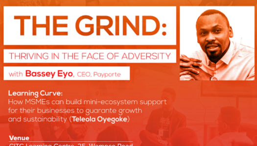Startup Grind Lagos hosts the CEO of Payporte, Bassey Eyo, at her April Meetup