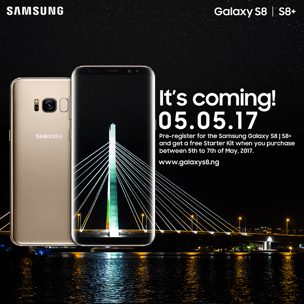Galaxy S8 Pre-Registration