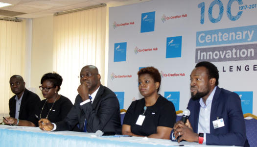 UNION BANK PARTNERS CCHUB TO LAUNCH CENTENARY INNOVATION CHALLENGE