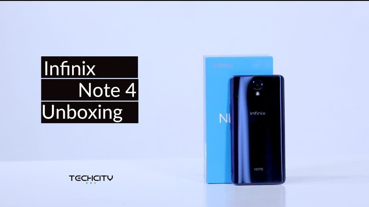infinix mobility introduces the new infinix note 4 note. Black Bedroom Furniture Sets. Home Design Ideas