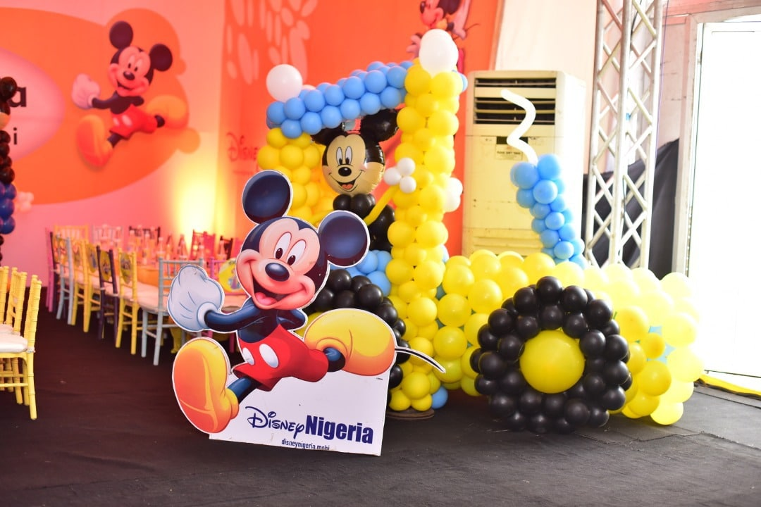 MTN Nigeria Partners Disney to Launch First Disney Mobile