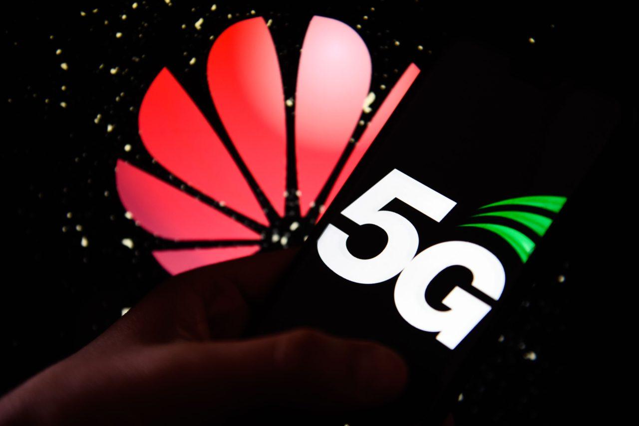 Image result for SA President, Ramaphosa backs Huawei on 5G technology